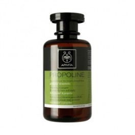 Balancing Shampoo for Very Oily Hair and Scalp with propolis & thyme