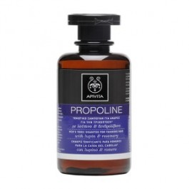 Men's Tonic Shampoo for Thinning Hair with rosemary & lupin