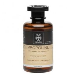 Shampoo for Dry Scalp with honey & tea tree