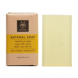 Natural Soap with Citrus with( Citrus & Honey)