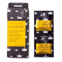 Firming and Regenerating Mask (with royal jelly)