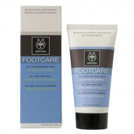 Gel for Tired Feet with Arnica & Ruscus