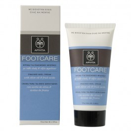 Cracked Heel Cream with olive & fruit acids