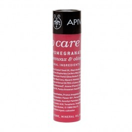 Lip Care with Pomegranate with( Beeswax & Pomegranate)