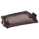 Clarisonic Brown Mesh Cosmetic Bag